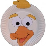 paper_plate_duck_craft_idea