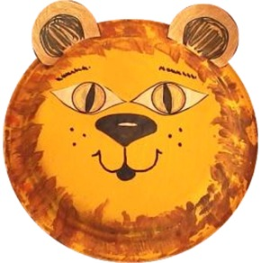 paper_plate_lion_craft_ideas