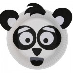paper_plate_panda_craft_idea