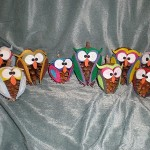 pinecone owl crafts