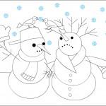 preschool winter season coloring page (4)