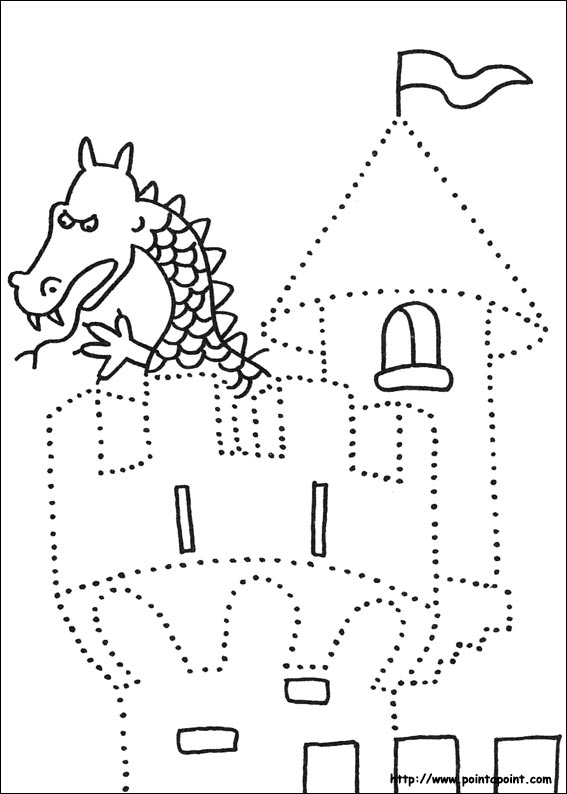 Dot to dot activity pages and worksheets for preeschoolers easy – Easy Worksheets