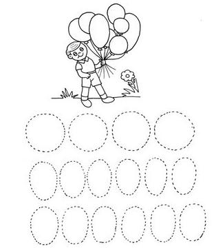 preschool_circle_worksheets_trace_and_color (11)
