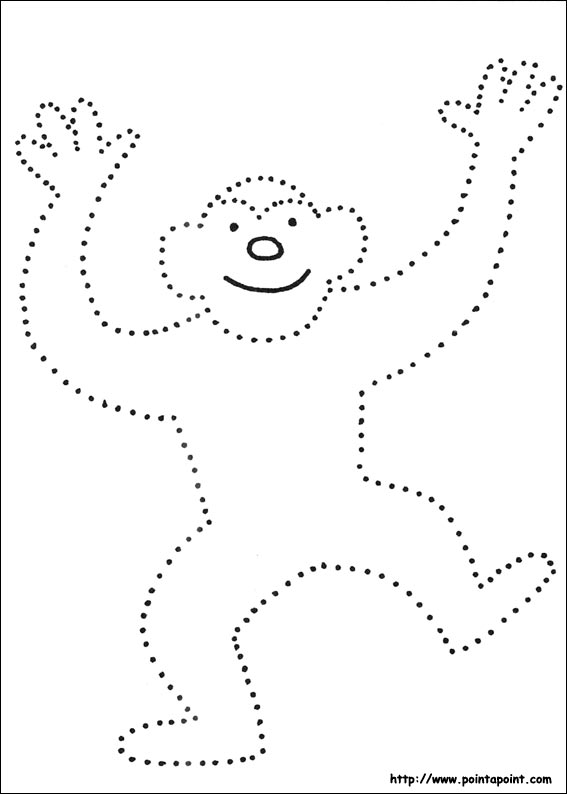 Toddler Coloring Page #9