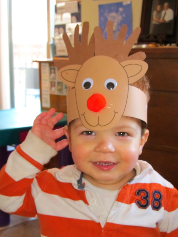Christmas Headband Craft.Reeindeer Headband Craft Crafts And Worksheets For