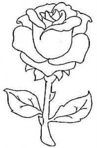 rose_coloring_pages