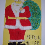 santa clous craft