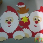 santa clous crafts