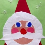 santa crafts for kid