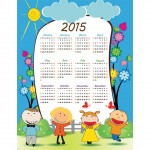 school-kids-flower-background-2015-Vector