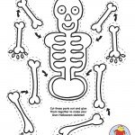 skeleton craft for kids (10)