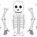 skeleton craft for kids (2)