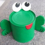 tin can frog