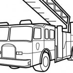 transportation-Firetruck-coloring
