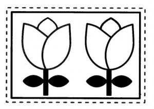 Tulip Coloring Pages Bloom