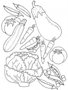 vegetables-coloring-page