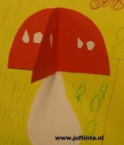 3d mushroom crafts