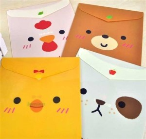 Animal Subject Envelopes