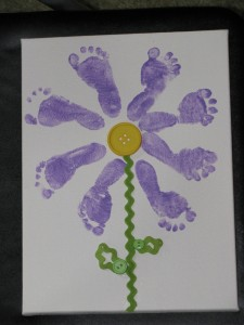 Flower Craft Activities For Kindergarten