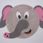 Elephant-Paper-Plate
