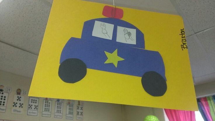 Police Car..community helpers