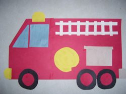 Truck Dirart Firetruck further D E B Be C F Bab D Ea L moreover Answer Identify The Correct Profession further Original also Five Senses Activity. on matching vehicles worksheets