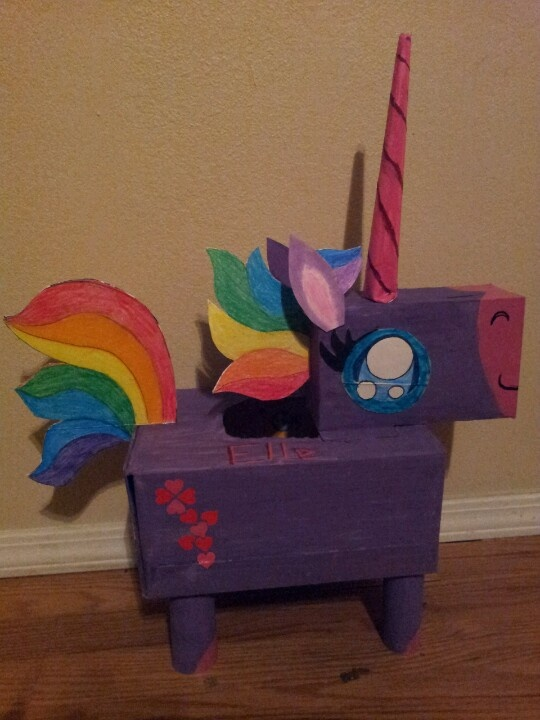Box animal craft for kids Crafts