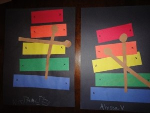 Xylophone Crafts