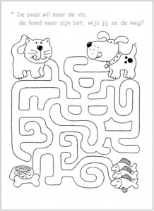 aanimal maze worksheet (3)