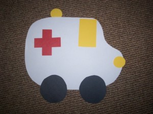 Community Helper Car Craft Crafts And Worksheets For