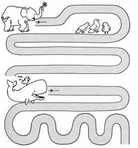 animal maze worksheets (16)