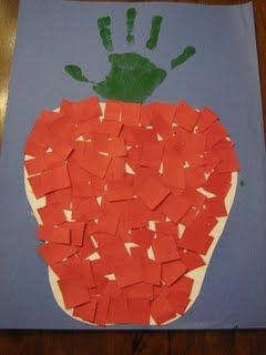 Fruit Craft Idea For Kids Crafts And Worksheets For Preschool