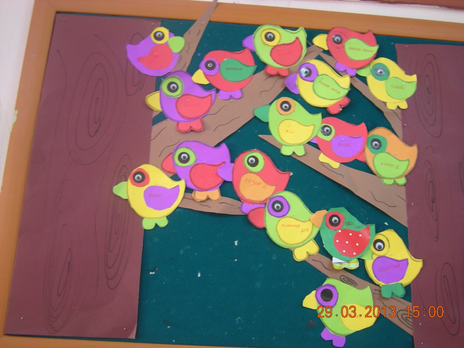 Bird Craft Idea For Kids Crafts And Worksheets For Preschool