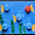 bottle cap craft for kids