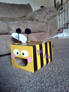 box bee craft