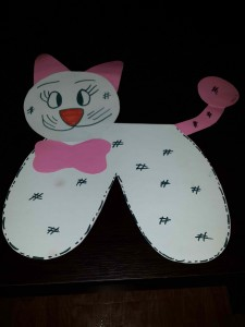 cat craft idea for kids (4)