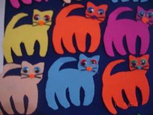 cat craft idea for kids (5)