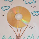 cd balloon craft