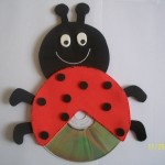 cd lady bug craft (1)