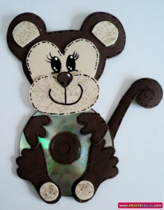 cd monkey craft