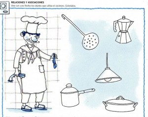 cooker_matching_worksheets