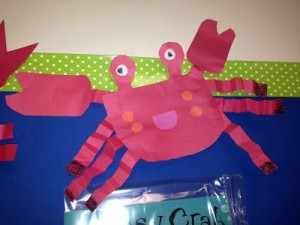 crab crafts