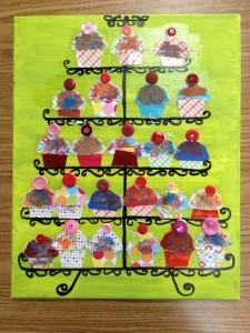 cupcake project craft