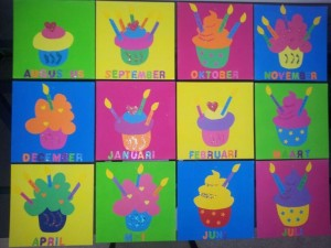 cupcakes craft