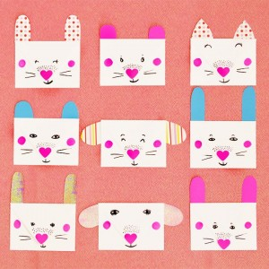 envelope animals craft for kids