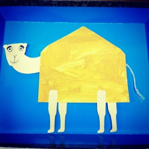 envelope camel craft