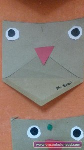 envelope owl craft