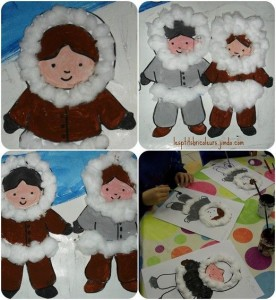 eskimo crafts