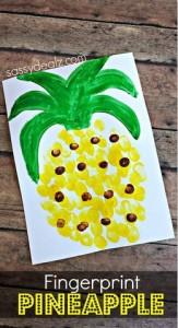 fingerprint pineapple