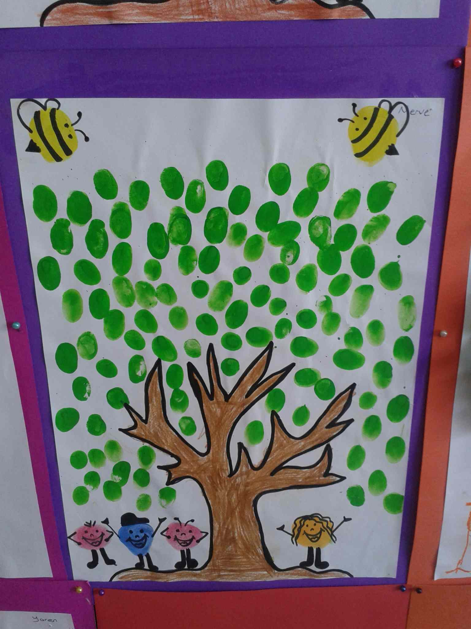 fingerprint tree craft